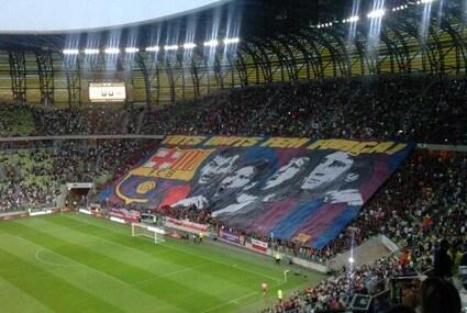 Lechia Gdańsk - FC Barcelona