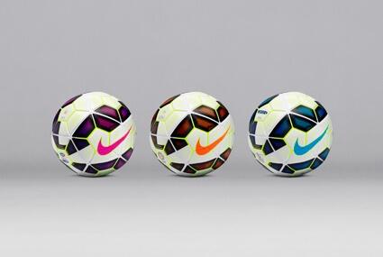 Piłki Premier League, Primera Division i Serie A