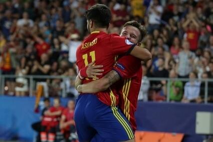 Reprezentacja Hiszpanii do lat 21