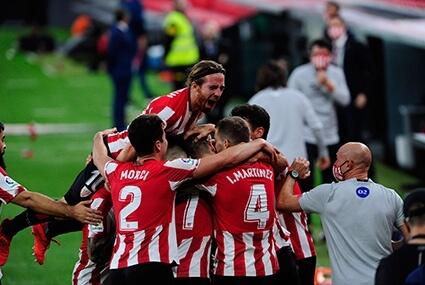 Piłkarze Athletic Bilbao