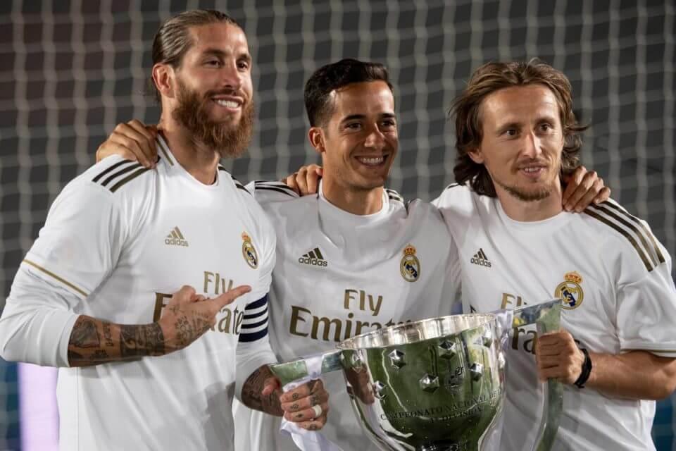 Ramos, Vazquez i Modrić