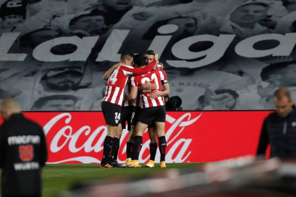 Piłkarze Bilbao