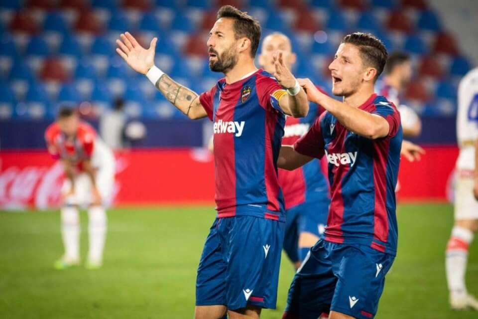 Piłkarze UD Levante