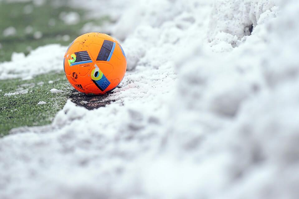 Mecz w Madrycie odwołany przez śnieżycę