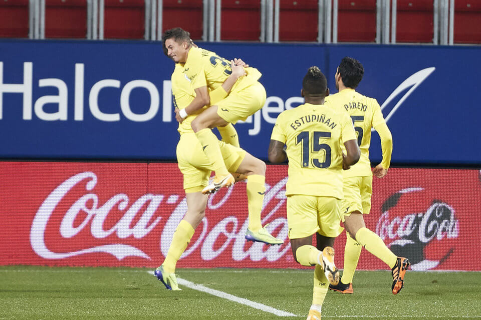 Piłkarze Villarrealu