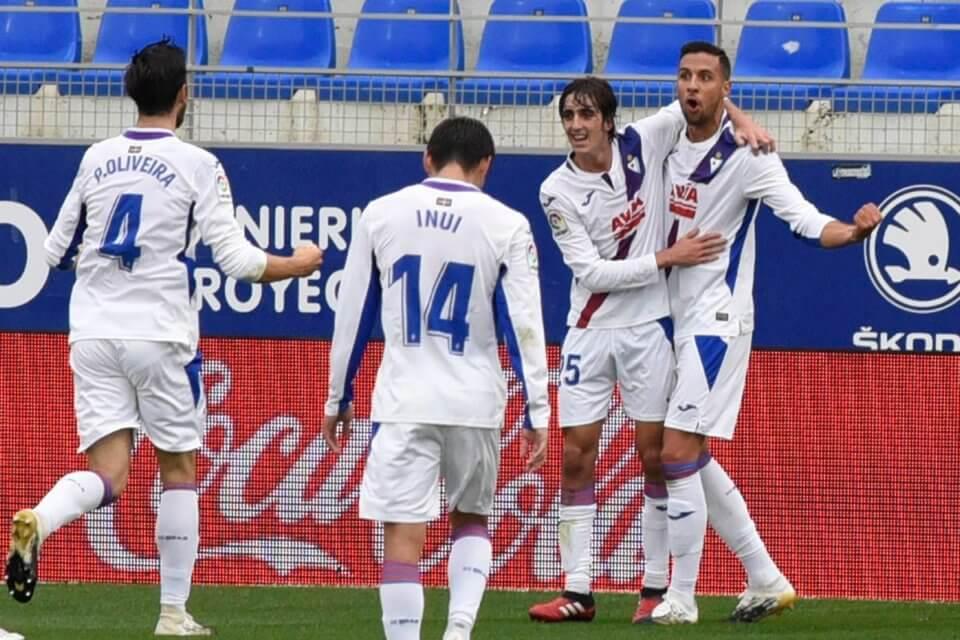 Piłkarze Eibar