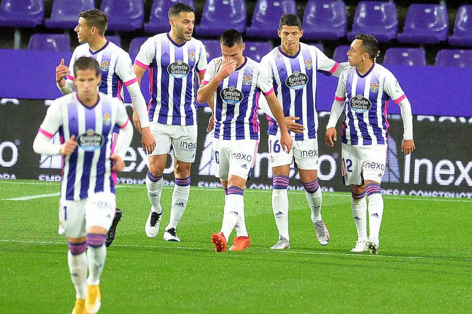 Piłkarze Real Valladolid