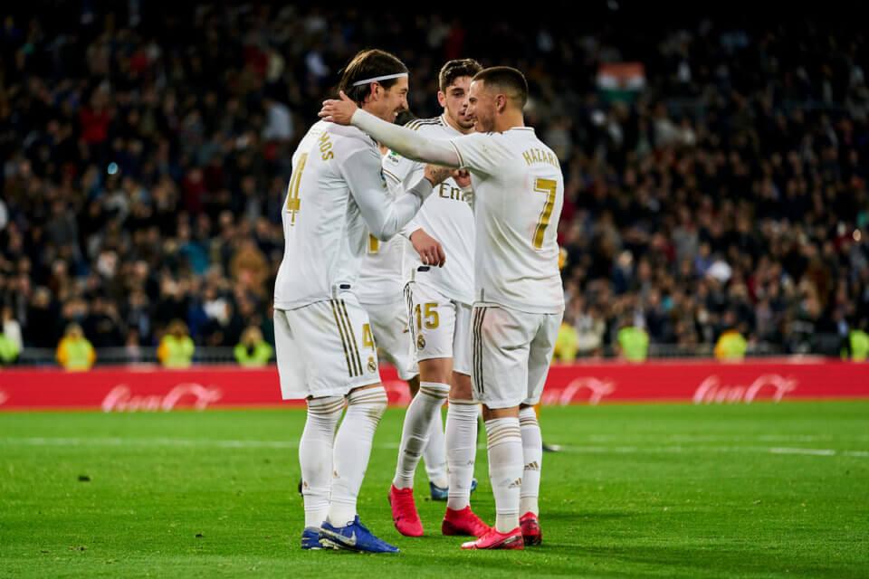 Sergio Ramos i Eden Hazard
