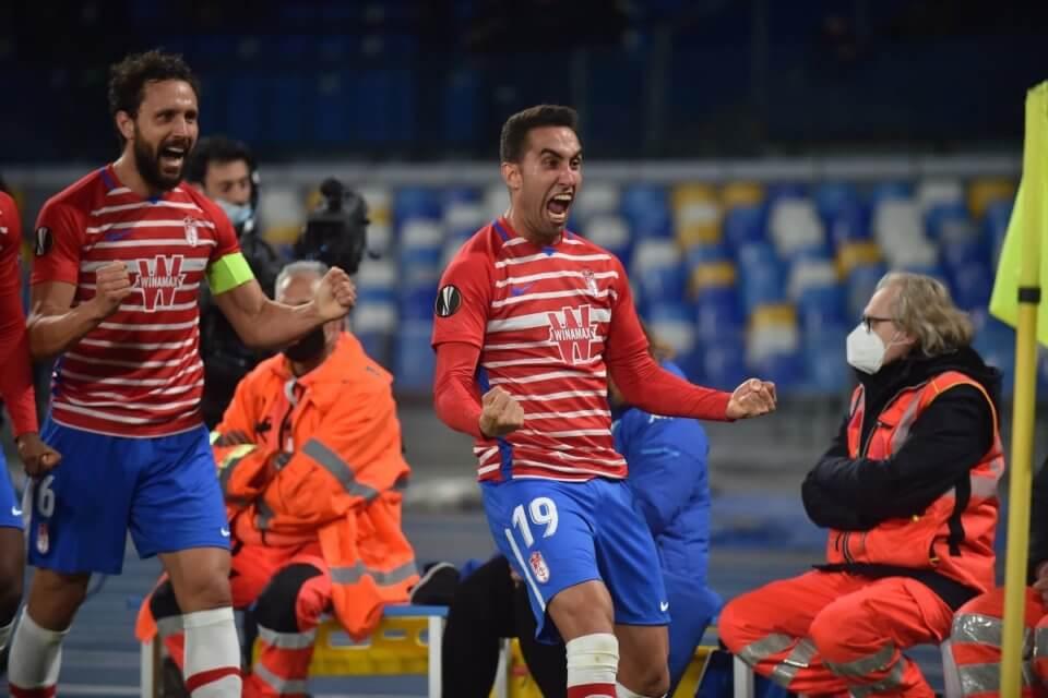 Piłkarze Granady