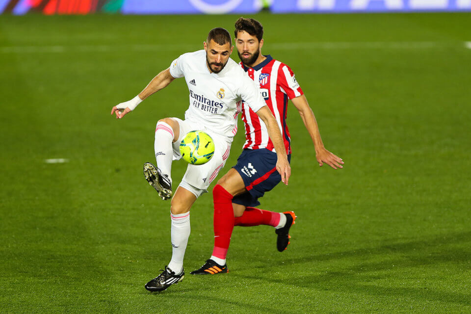 Real Madryt - Atletico Madryt