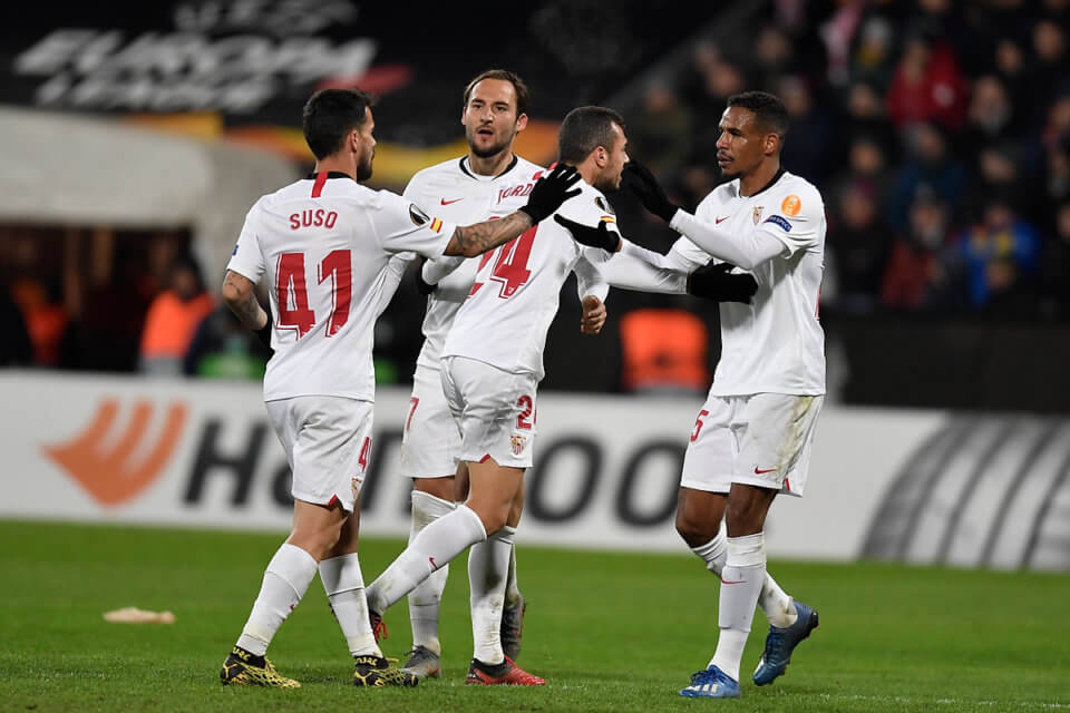 Piłkarze Sevilli FC