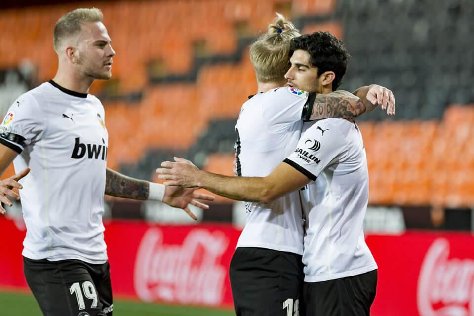 Piłkarze Valencii