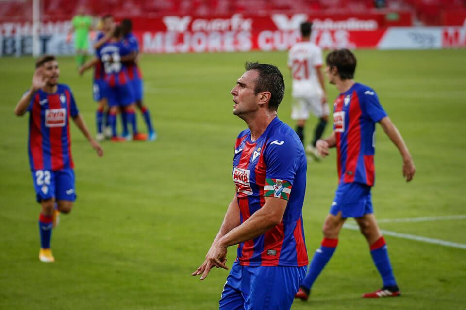 Piłkarze SD Eibar