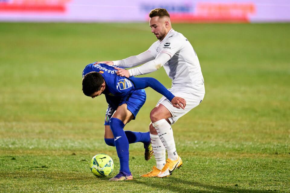 SD Huesca - Getafe CF