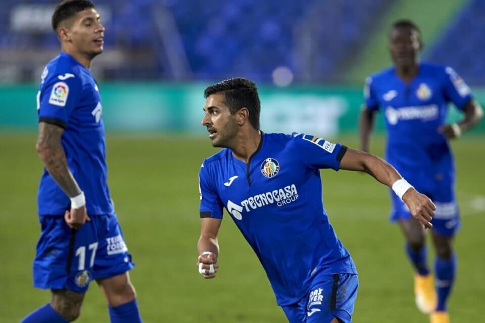 Piłkarze Getafe