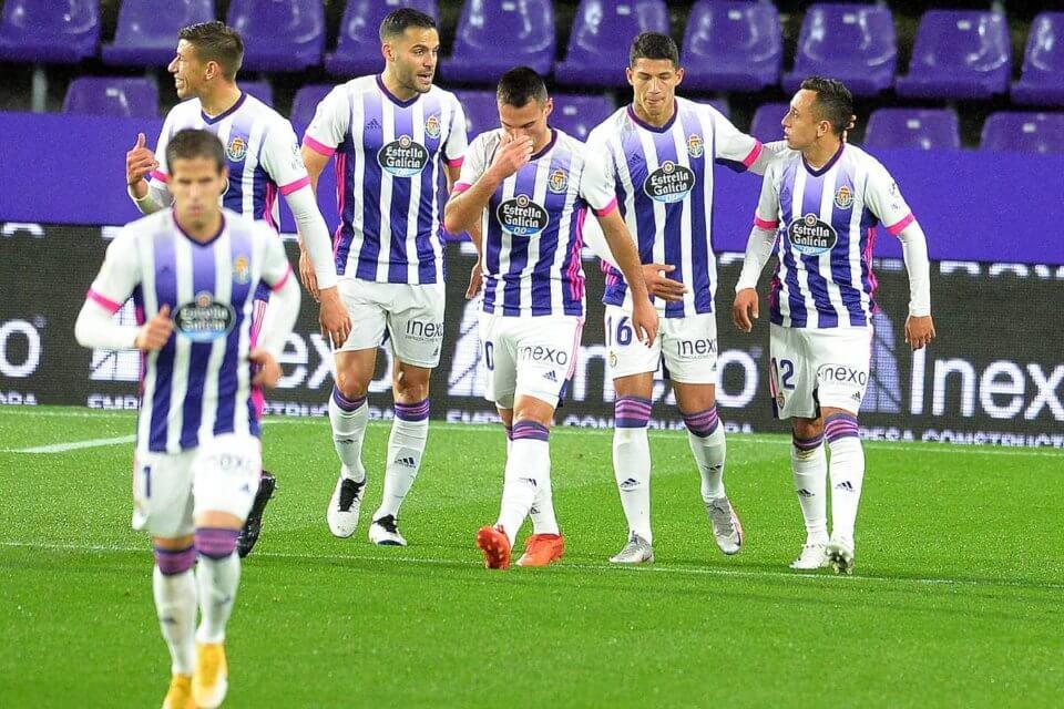 Piłkarze Valladolid