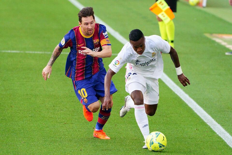 Real Madryt - FC Barcelona