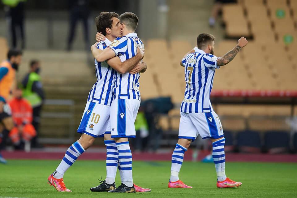 Piłkarze Real Sociedad