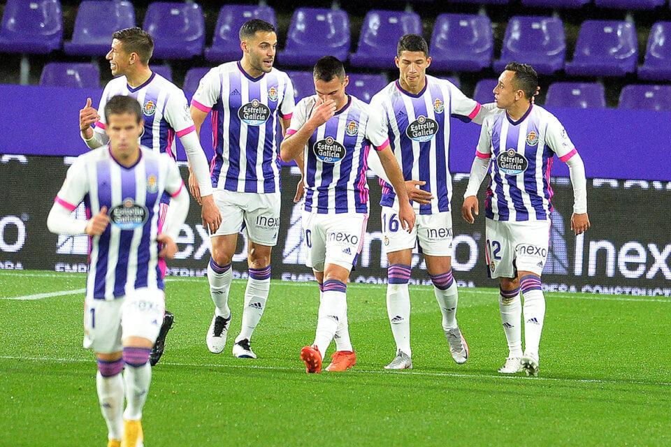 Piłkarze Realu Valladolid