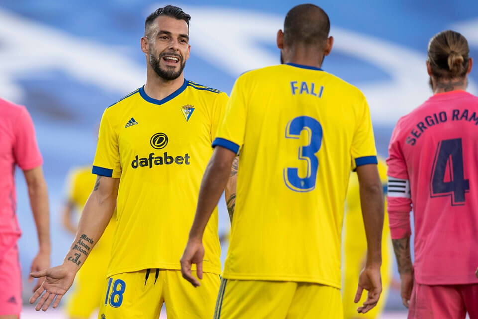 Piłkarze Cadiz CF
