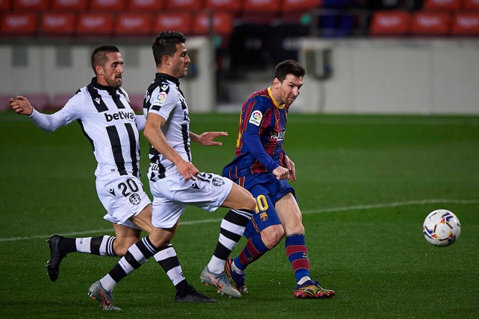 UD Levante - FC Barcelona