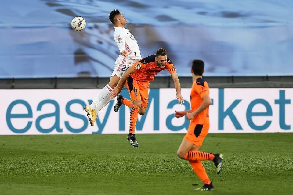 Real Madryt - Valencia CF