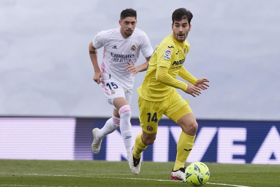 Real Madryt - Villarreal