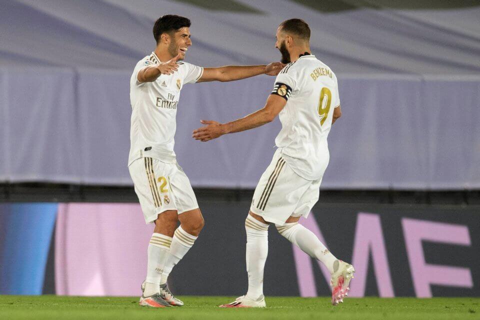 Asensio i Benzema