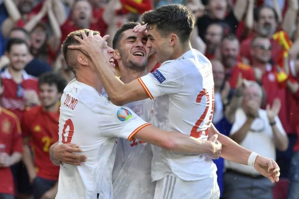 Gracze reprezentacji Hiszpanii